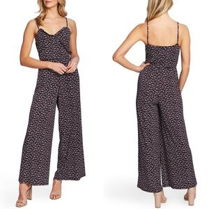 NWT ✨ CeCe by Cynthia Steffe Floral Jumpsuit